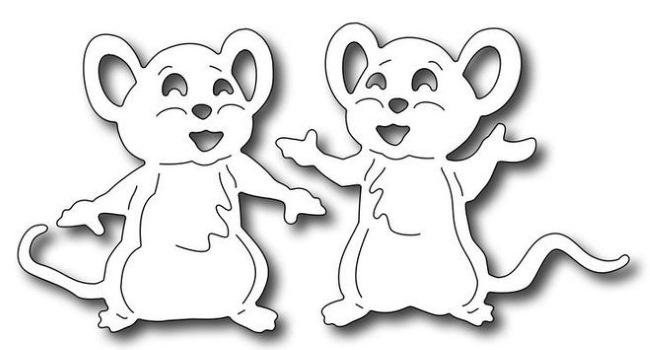 Крысы вытынанки